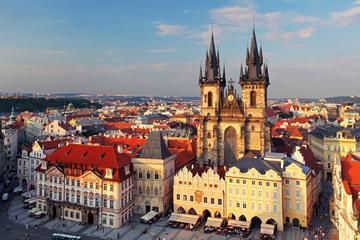 Privat skræddersyet tur: halvdagstur til Prags Slot og den gamle bydel