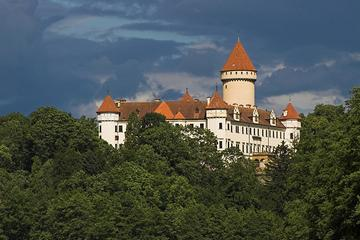 Private Tour: Konopiste Castle Tour from Prague