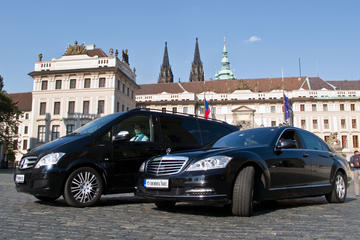 Private Transfer from Prague to Berlin