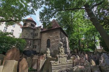 Tour privato di un giorno intero di Praga: tour del quartiere ebraico