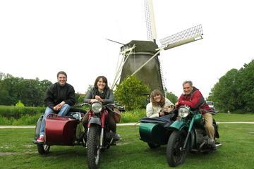 Amsterdam Sidecar Motorcycle Tour