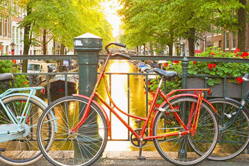 Small-Group Tour: Amsterdam City Center Historical Walking Tour