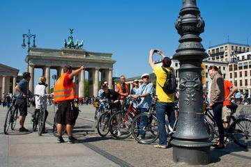 Visite en vélo des incontournables de Berlin en petit groupe