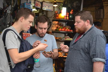 Half Day Old Delhi Food Tour