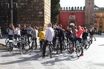 Zweisprachige Fahrradtour durch Sevilla