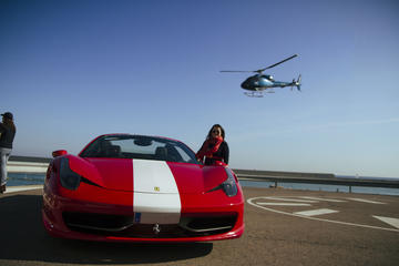 Conduite de Ferrari à Barcelone