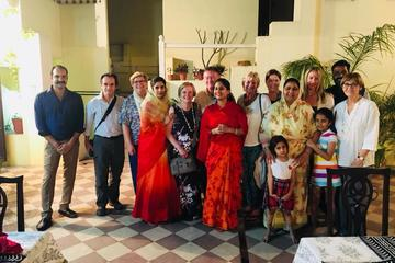 eatwithIndia Cooking class in Jaipur