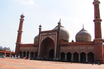 City of Shahajanabad: Old Delhi Heritage Tour