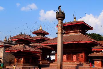Halbtägige Besichtigungstour durch Kathmandu-Stadt und Swoyambhunath