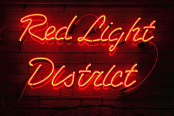 Amsterdam Red Light District and Dutch Tasting Tour
