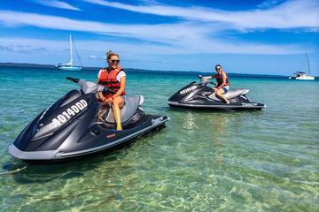 Fraser Island Jet Ski Tour ab Hervey...