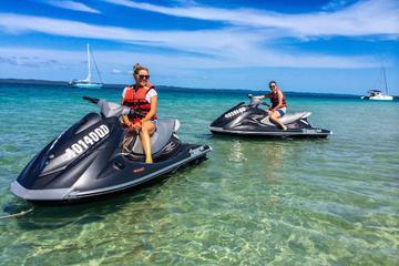 Fraser Island Jet Ski Tour from Hervey Bay