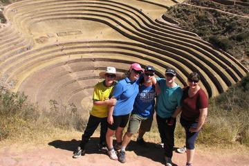 Excursão privada: Maras, Moray e...