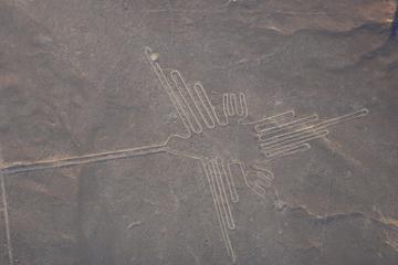 Excursão privada: Viagem diurna para as Linhas de Nazca e Huacachina...