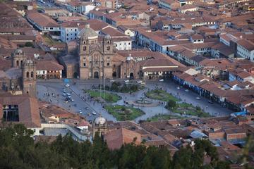 Excursión privada a pie: recorrido turístico por la ciudad de Cuzco y...