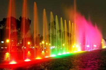 Privat rundtur: Stadsrundtur i Lima och Circuito Magico del Agua