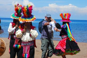 Private 2-Day Lake Titicaca Expedition with Overnight on Taquile...