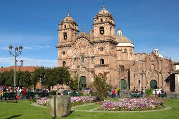Private Tour: Cusco City Sightseeing including San Pedro Market and...