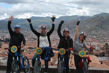Recorrido en bicicleta por la ciudad de Cuzco