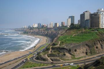 Tour privado: Visita turística a la ciudad de Lima con el distrito de...
