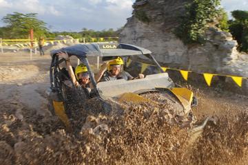 Off-Road UTV, Zipline mit Paintball oder Schlammrennerlebnis in Cancun