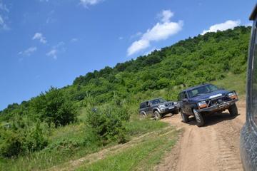Jeep Safari Program Obzor