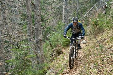 Mountain Biking in Vitosha from Sofia