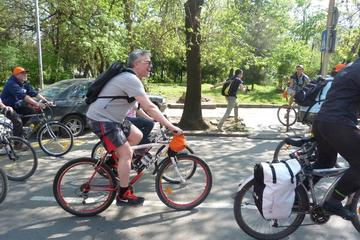 Sofia City Tour by Bike