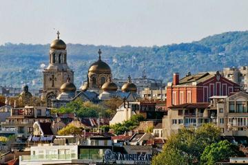 Varna Walking and Wine Tasting Tour: Explore the French Traces in the History of the City