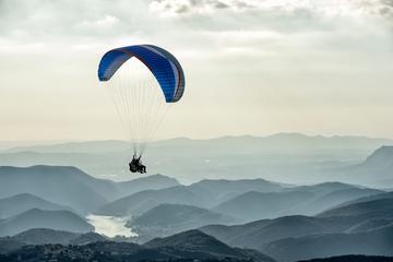 Paragliding tandem ervaring Rome