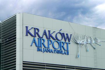 Luchthaven Krakau-Balice, privévervoer heen en terug