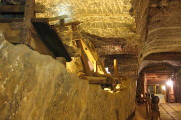 The Bochnia Salt Mine Tour from Krakow