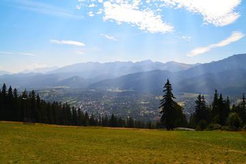 Zakopane et les montagnes Tatra de...