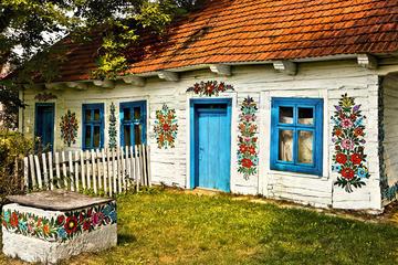 Zalipie- painted village