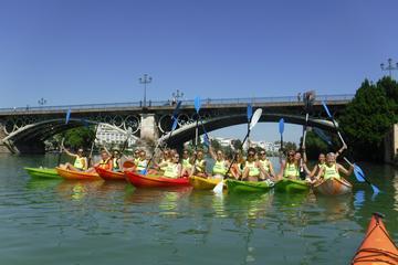 Seville by kayak Smart Start