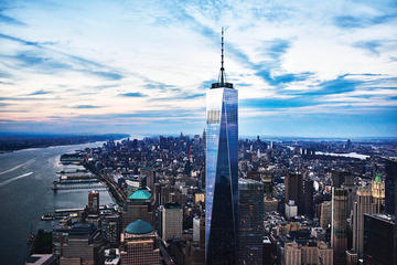 NYC One World Observatory med billetter med prioritert adgang