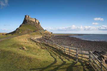 Viagem diurna ao Castelo de Alnwick, Lindisfarne e às fronteiras...