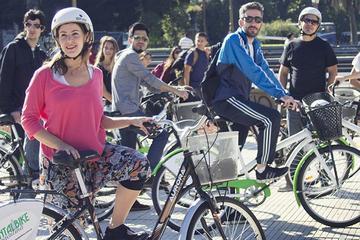 Buenos Aires em um dia: excursão de bicicleta de dia inteiro
