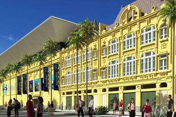 Acuario de Río de Janeiro incluido el transporte