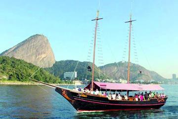 Guanabara Bay Half-Day Cruise from