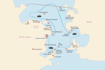 Rio by sea tour