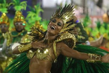 Rio de Janeiro Carnaval 2019 Champions Parade