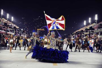 Rio de Janeiro Carnival Parade and Costume Experience