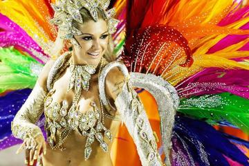 Skip the line: private tour exclusive Samba show with dinner