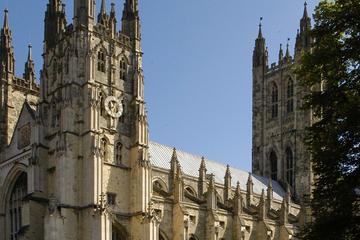Excursion d'une journée à Canterbury...