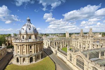 Excursion d'une journée à Oxford, Stratford et Cotswolds au départ de...
