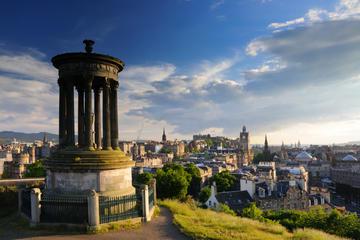 Folga de fim de semana (3 dias) em Edimburgo de trem saindo de Londres