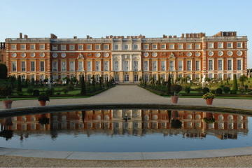 Hampton Court and Windsor Tour from...