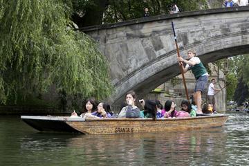 Viagem diurna a Cambridge saindo de...
