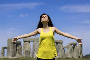 Viagem diurna a Stonehenge e Bath